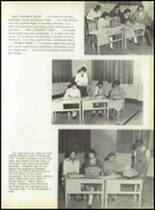 1958 Pomonkey High School Yearbook Page 32 & 33