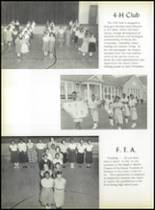1958 Pomonkey High School Yearbook Page 34 & 35