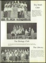 1958 Pomonkey High School Yearbook Page 36 & 37