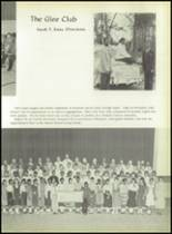 1958 Pomonkey High School Yearbook Page 40 & 41