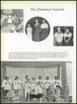 1958 Pomonkey High School Yearbook Page 48 & 49