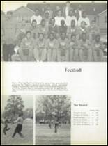 1958 Pomonkey High School Yearbook Page 50 & 51