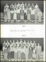 1958 Pomonkey High School Yearbook Page 58 & 59