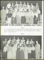 1958 Pomonkey High School Yearbook Page 60 & 61