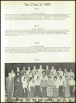 1958 Pomonkey High School Yearbook Page 62 & 63