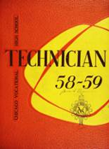 1959 Yearbook Chicago Vocational