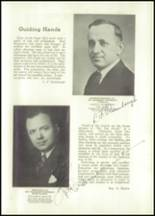 1942 Hurst High School Yearbook Page 14 & 15