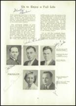 1942 Hurst High School Yearbook Page 18 & 19