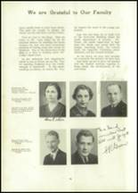 1942 Hurst High School Yearbook Page 20 & 21
