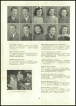 1942 Hurst High School Yearbook Page 22 & 23