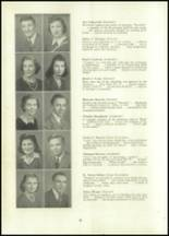 1942 Hurst High School Yearbook Page 24 & 25