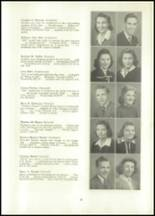 1942 Hurst High School Yearbook Page 26 & 27