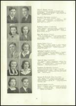 1942 Hurst High School Yearbook Page 28 & 29