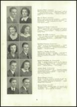 1942 Hurst High School Yearbook Page 32 & 33