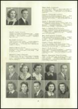 1942 Hurst High School Yearbook Page 34 & 35