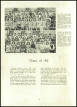 1942 Hurst High School Yearbook Page 36 & 37