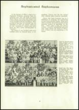 1942 Hurst High School Yearbook Page 38 & 39