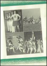 1942 Hurst High School Yearbook Page 42 & 43