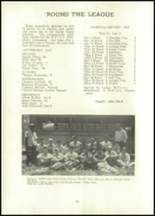 1942 Hurst High School Yearbook Page 50 & 51