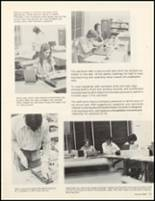 1973 Columbus Community High School Yearbook Page 16 & 17