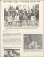 1973 Columbus Community High School Yearbook Page 20 & 21