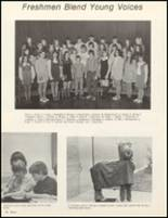 1973 Columbus Community High School Yearbook Page 32 & 33