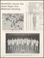 1973 Columbus Community High School Yearbook Page 50 & 51