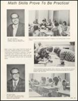 1973 Columbus Community High School Yearbook Page 66 & 67