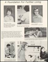 1973 Columbus Community High School Yearbook Page 70 & 71