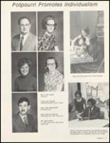 1973 Columbus Community High School Yearbook Page 74 & 75