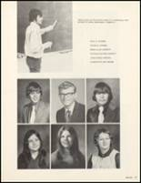 1973 Columbus Community High School Yearbook Page 80 & 81
