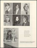 1973 Columbus Community High School Yearbook Page 84 & 85