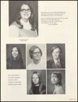 1973 Columbus Community High School Yearbook Page 88 & 89