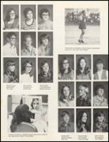 1973 Columbus Community High School Yearbook Page 98 & 99