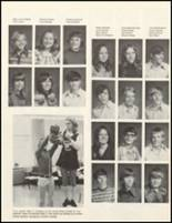 1973 Columbus Community High School Yearbook Page 100 & 101