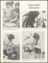 1973 Columbus Community High School Yearbook Page 104 & 105