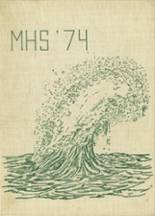 1974 Yearbook Malden High School
