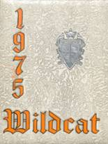 1975 Yearbook Westwood School