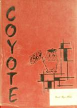 1963 Yearbook Wichita Falls High School