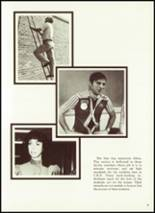 1984 Cobden High School Yearbook Page 12 & 13