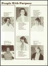 1984 Cobden High School Yearbook Page 18 & 19