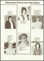 1984 Cobden High School Yearbook Page 22 & 23