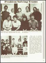 1984 Cobden High School Yearbook Page 36 & 37