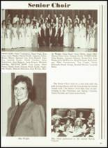 1984 Cobden High School Yearbook Page 42 & 43