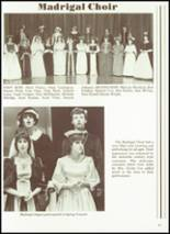 1984 Cobden High School Yearbook Page 44 & 45