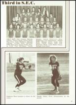 1984 Cobden High School Yearbook Page 50 & 51