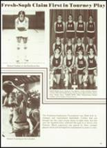 1984 Cobden High School Yearbook Page 52 & 53