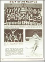 1984 Cobden High School Yearbook Page 54 & 55