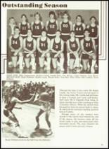 1984 Cobden High School Yearbook Page 56 & 57