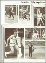 1984 Cobden High School Yearbook Page 64 & 65